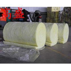60厚级玻璃棉卷毡,20kg防火玻璃棉卷毡厂家图片