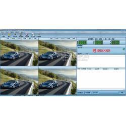 车牌识别停车场管理系统图片