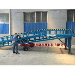 液压式集装箱装卸货平台厂家移动式固定式登车桥图片