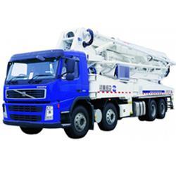 吕梁市泵车-科悦建材设备-混凝土泵车图片