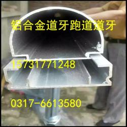 鋁合金道牙規格尺寸-河北鋁合金道牙-健步體育器材廠圖片