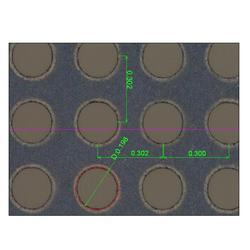 激之激光型号齐全 精密激光微小孔-东莞激光微小孔图片