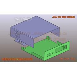 DTU/RTU模块铝外壳图片