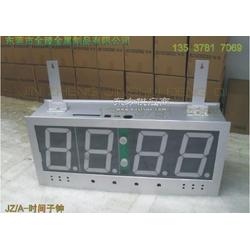供应铝型材机箱同步子钟时间屏图片