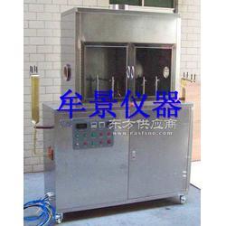 煤矿电缆负载燃烧试验机标准图片