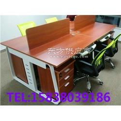 现代员工电脑桌,认证厂家销售图片