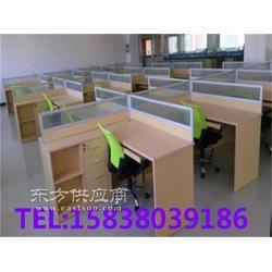 电脑桌椅,带屏风的电脑桌椅,隔断式电脑桌椅图片
