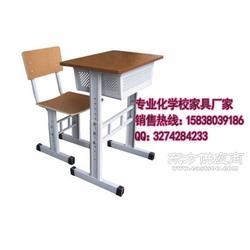 钢木可调课桌凳,质量优异图片