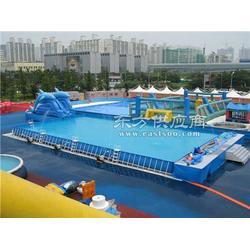 钢架游泳池厂家最新款销售图片