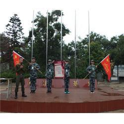 湖南亮剑|大学生军事夏令营拓展|湘潭军事夏令营图片