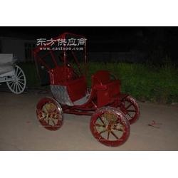 迷你马车YC-EC0011b型复古马车/圣诞马车图片