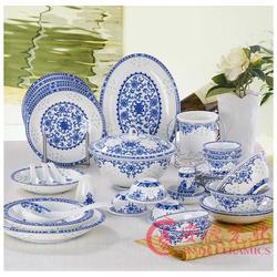 定做餐具 手绘陶瓷餐具图片