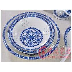 套装陶瓷餐具 高档礼品陶瓷餐具图片