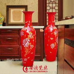 定做陶瓷大花瓶 大花瓶厂家图片