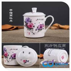 庆典礼品陶瓷茶杯 纪念品陶瓷茶杯定做图片