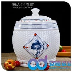 定做陶瓷密封罐 陶瓷罐子图片