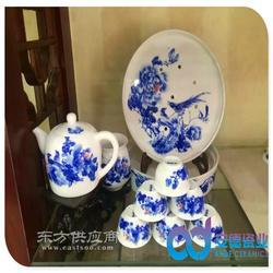 定做商务礼品陶瓷茶具图片