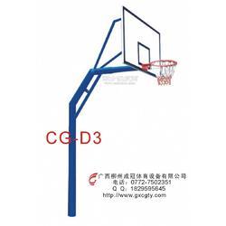实用球场篮球架图片