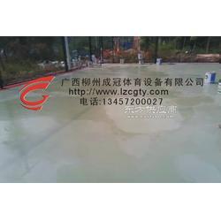 贺州硅PU地垫材料图片