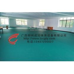 贺州PVC运动地板施工队图片