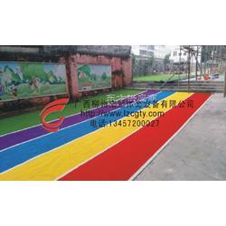 彩虹幼儿园人造草图片