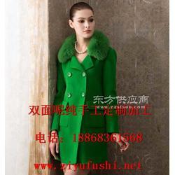 双面呢大衣加工厂,服装加工销售特价图片