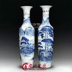陶瓷大花瓶,落地大花瓶厂家图片