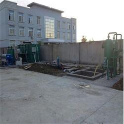 全自动地埋式废水处理装置什么价位-诸城广晟环保设备公司图片