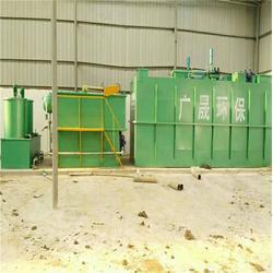 食品厂污水处理设备案例_诸城广晟环保_食品厂污水处理设备图片