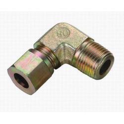 伊克仪表卡套式管接头(图)、金属卡套管接头、卡套管接头图片