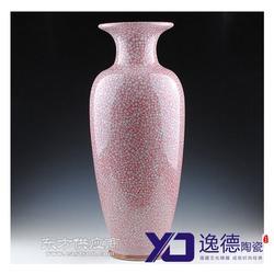 供应新年春节装饰礼品大花瓶 创意礼品陶瓷大花瓶图片