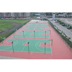 時遷體育器材 室外丙烯酸籃球場-丙烯酸籃球場圖片
