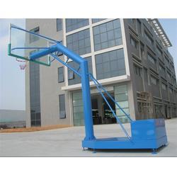 悬臂篮球架_中山篮球架_蓝点体育器材(查看)图片
