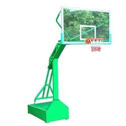 小区 学校篮球架、蓝点 厂家直销、越秀篮球架图片