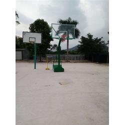 普通篮球架回收、时迁体育器材、南雄篮球架回收图片