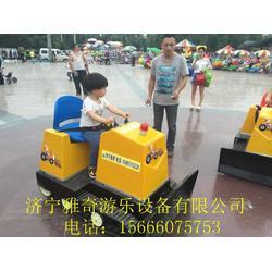 兒童推土機電動玩具YQ-T系列雅奇制造圖片