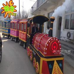 雅奇观光小火车生产厂家 观光小火车图片