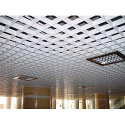 铝格栅市场价_临沂福雷装饰材料(在线咨询)_沂水铝格栅图片