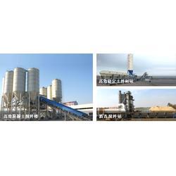 甘南混凝土搅拌站、贝特机械、混凝土搅拌站报价图片