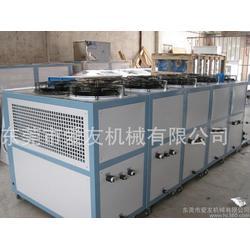 60匹气冷式冰水机、爱友-冰水机哪家好、气冷式冰水机厂家图片
