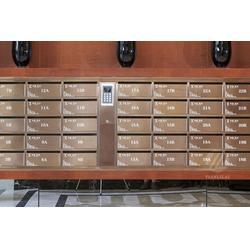 寫字樓木制信報箱、天津木制信報箱、天利來科技(多圖)圖片