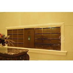 小區木制信報箱-吉林木制信報箱-天利來科技(多圖)圖片