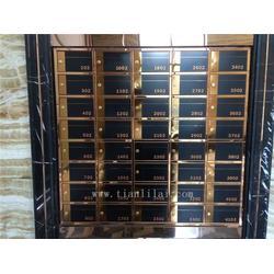 哈尔滨智能信报箱,不锈钢智能信报箱厂家,天利来科技图片