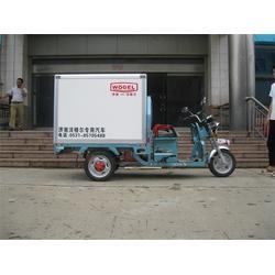 三轮保温车生产 济南沃格尔(在线咨询) 徐州三轮保温车图片