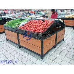 超市果蔬货架、超市蔬菜展柜(在线咨询)、超市果蔬货架图片