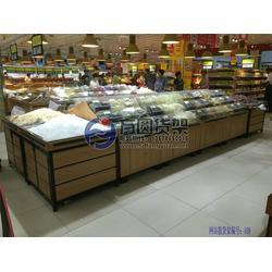 超市干果货架堆头_超市干果货架_干果散货架(查看)图片