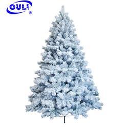 圣诞树枝、欧力工艺品款式新颖、圣诞树图片