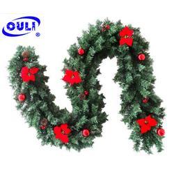 圣诞藤条装饰、欧力工艺品深受欢迎(在线咨询)、圣诞藤条图片