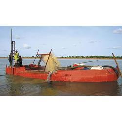 枝江抽沙船、青州远华环保科技、抽沙船品牌图片