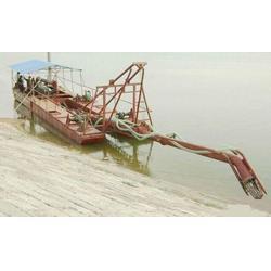 上海抽沙-青州远华环保科技-河道抽沙船视频图片